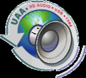 Universal Audio Architecture - Universal Audio Architecture logo