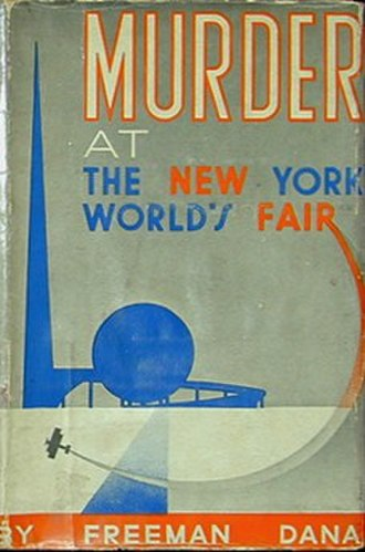 Murder at the New York World's Fair - First edition