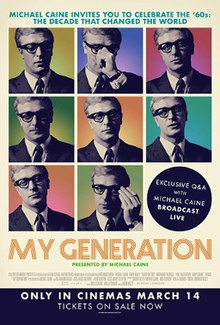 My Generation (2017) English Movie 720p || 480p BluRay 750MB || 400MB With Esub