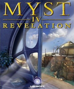 The box art for Myst IV