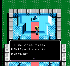 Ultima IV: Quest of the Avatar - Ultima IV on the NES