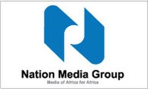 Nation Media Group - Image: Nation logo