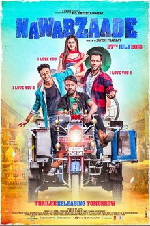 Nawabzaade 2018 Full Hindi Movie Download