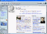 Netscape Navigator 6.1 under Windows