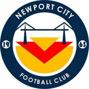 Newport City F.C. - Image: Newport City F.C. logo