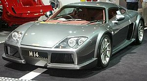 Noble Automotive - Noble M14