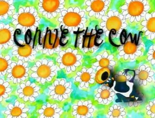 <i>Connie the Cow</i> Spanish childrens television series created by Josep Viciana