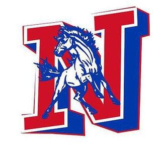 North High School (Phoenix, Arizona) - Image: North Mustangs