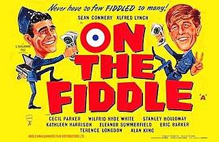 <i>On the Fiddle</i> 1961 film by Cyril Frankel