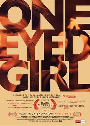 One Eyed Girl - Film poster
