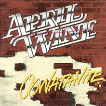 Oowatanite (April Wine album cover).png
