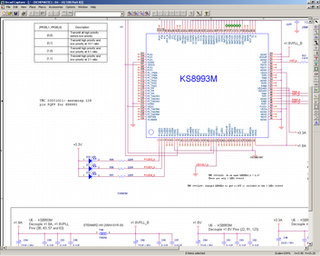 OrCAD electronic design automation software