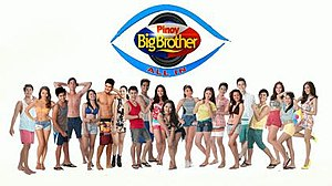 Pinoy Big Brother: All In - Image: PBB All In Housemates