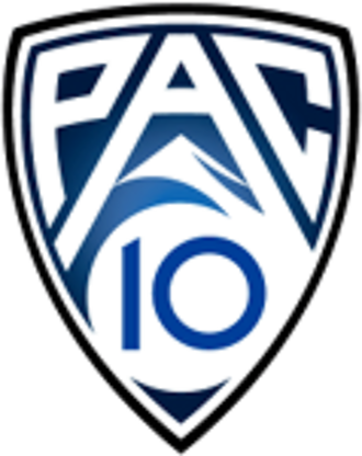 2010 Pacific-10 Conference football season - Image: Pacific 10 Conference logo