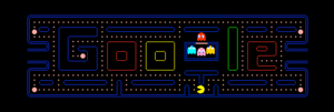 Browser game - Google's playable Pac-Man doodle from May 2010.