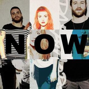 Now (Paramore song) - Image: Paramore Now cover