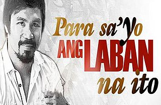 <i>Para sa Yo ang Laban Na Ito</i> 2013 Philippine television show