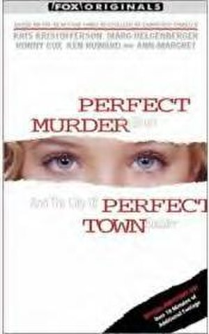 Perfect Murder, Perfect Town - Miniseries poster