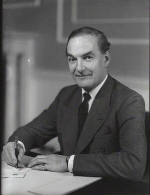 Michael Noble, Baron Glenkinglas - Image: Photograph of Michael Noble, Baron Glenkinglas