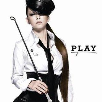 Play (Namie Amuro album) - Image: Play cddvd