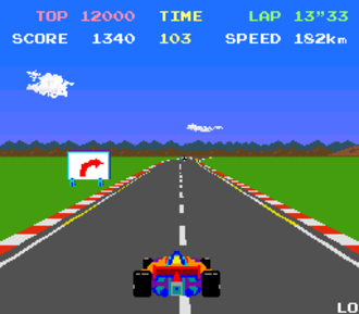 1982 in video gaming - Pole Position