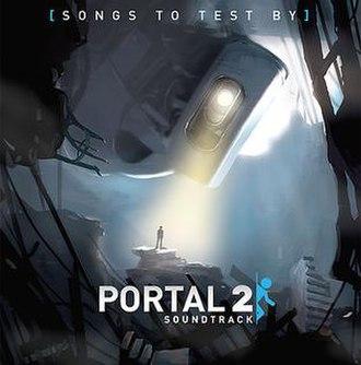 Music of Portal 2 - Image: Portal 2 OST