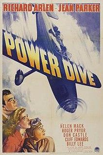 <i>Power Dive</i> 1941 film by James P. Hogan
