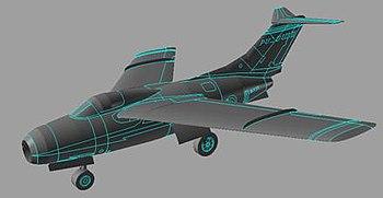 The design elements of the IAe 33 Pulqui II
