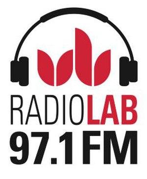 Radio LaB - Image: Radio La B Logo 2014