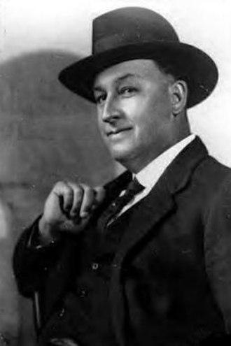 Raymond Longford - Portrait of Raymond Longford, circa 1935.