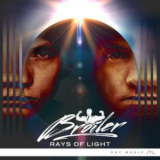 Broiler - Rays of Light (studio acapella)