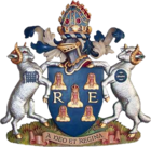 Official logo of Reading