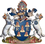Arms of Reading Borough Council