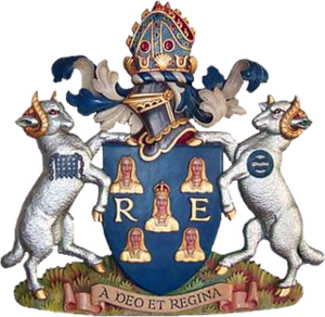 Reading Borough Council - Image: Reading Coat of Arms