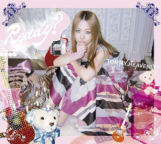 Ready? 2005 single by Tommy heavenly6