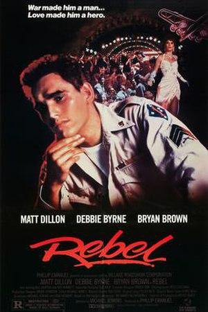 Rebel (1985 film) - Image: Rebel 1985 film