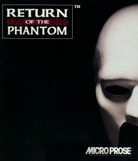 <i>Return of the Phantom</i> 1993 video game