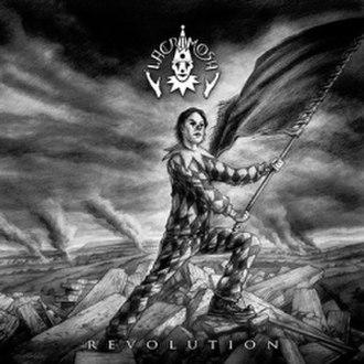 Revolution (Lacrimosa album) - Image: Revolution (Lacrimosa album)