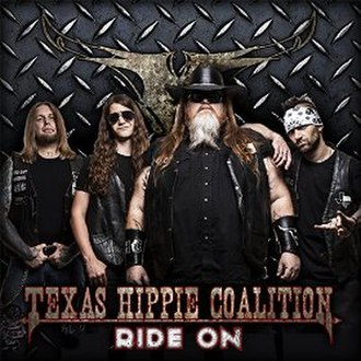 Ride On (Texas Hippie Coalition album) - Image: Ride On THC