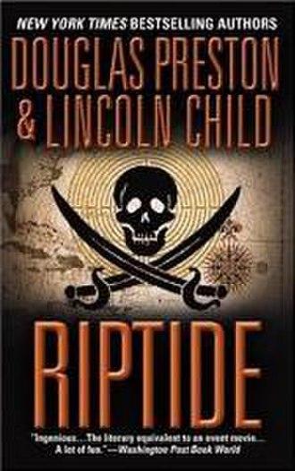 Riptide (novel) - Riptide (1998 cover)
