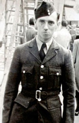 Porton Down - Leading Aircraftman Ronald Maddison who died an unlawful death at Porton Down in 1953, as determined by a jury in 2004