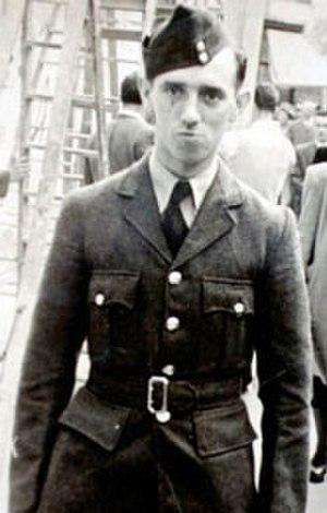Ronald Maddison - Leading Aircraftman Ronald Maddison