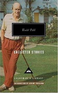 <i>Roald Dahl: Collected Stories</i> book by Roald Dahl