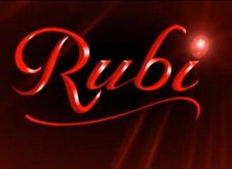 Rubi (Philippine TV series) - Rubi official title card