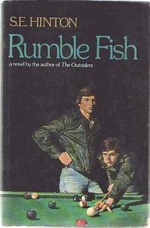 <i>Rumble Fish</i> (novel) novel by S. E. Hinton