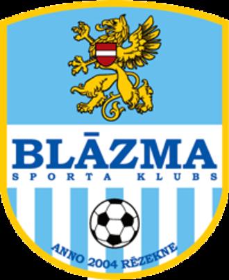 SK Blāzma - Image: SK Blāzma