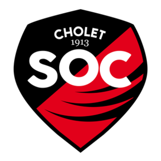 SO Cholet - Image: SO Cholet Badge