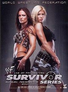 Image result for wwf survivor series 2001