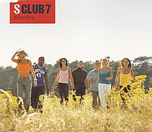 S Club 7 — S Club Party (studio acapella)