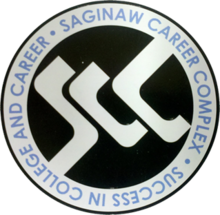 Saginaw Career Complex logo.png